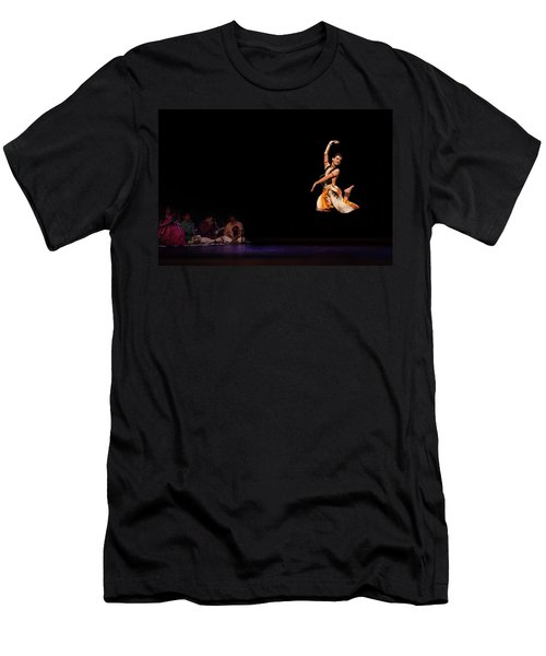 Bharatanatyam Men's T-Shirt (Athletic Fit)