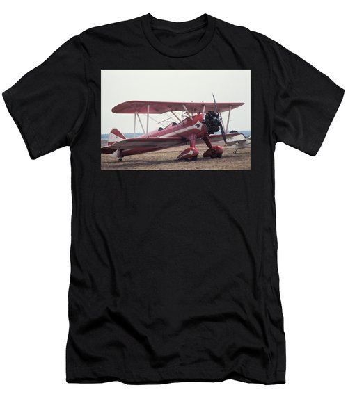 Bi-wing-9 Men's T-Shirt (Athletic Fit)
