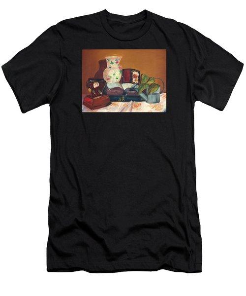 Bible Stories Men's T-Shirt (Athletic Fit)