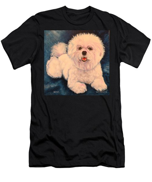 Bichon Frise Men's T-Shirt (Athletic Fit)