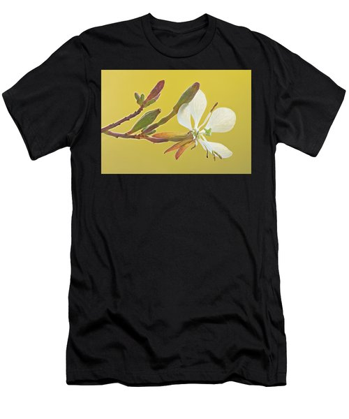 Biennial Gaura Men's T-Shirt (Athletic Fit)