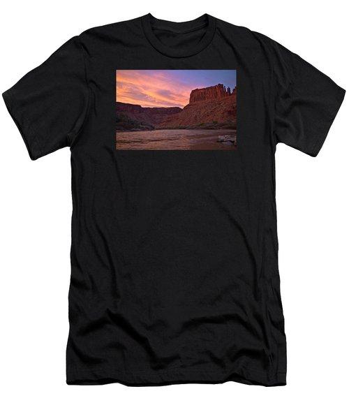 Big Bend, Utah Men's T-Shirt (Athletic Fit)