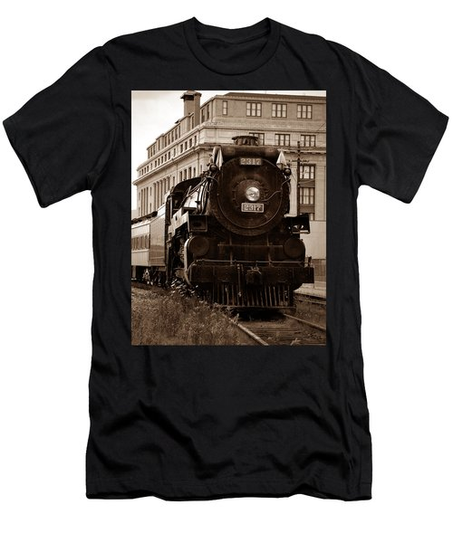 Big Boy... Men's T-Shirt (Athletic Fit)