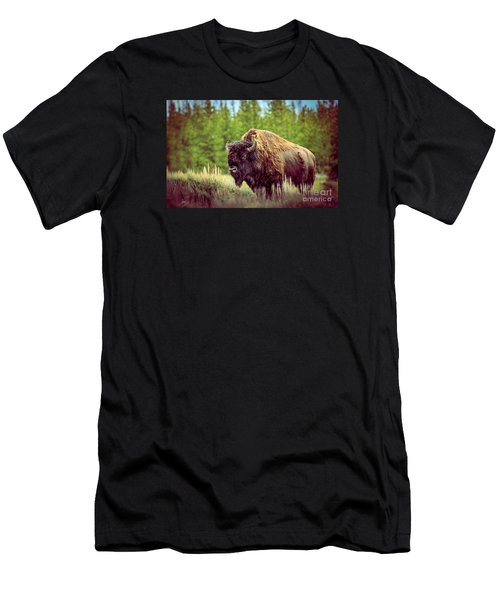 Big Daddy Men's T-Shirt (Athletic Fit)
