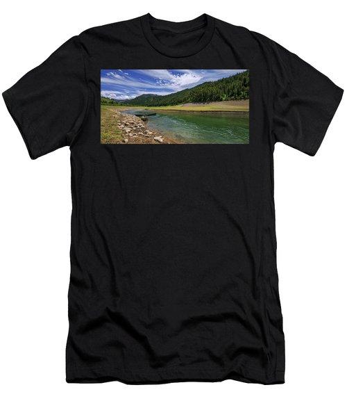 Big Elk Creek Men's T-Shirt (Athletic Fit)