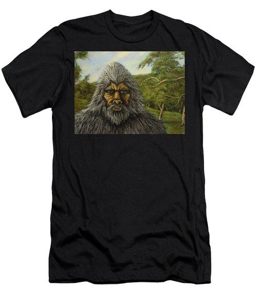 Big Foot In Pennsylvania Men's T-Shirt (Athletic Fit)