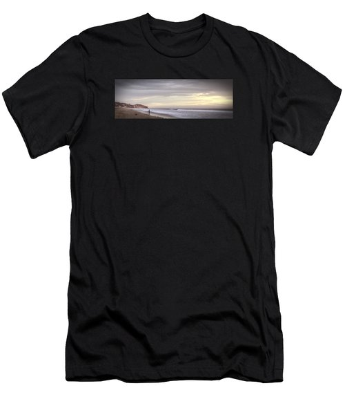 Big Ocean Men's T-Shirt (Athletic Fit)