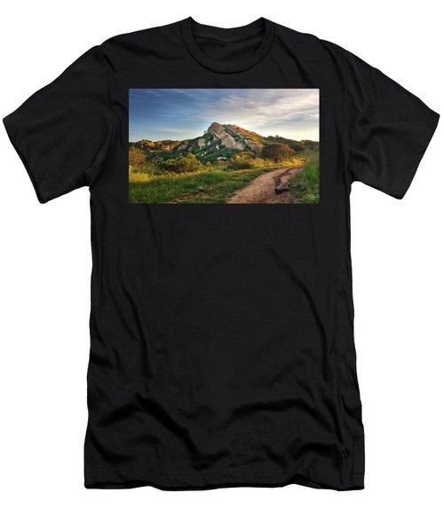 Big Rock Men's T-Shirt (Athletic Fit)