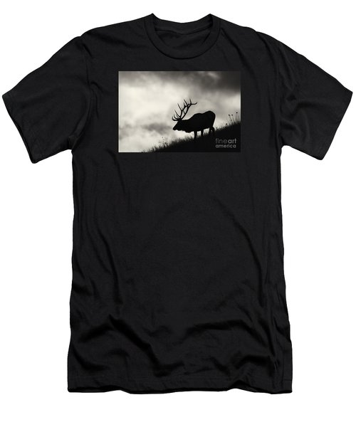 Men's T-Shirt (Slim Fit) featuring the photograph Big Sky by Aaron Whittemore