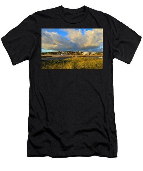 Big Sky Over Sesuit Harbor Men's T-Shirt (Athletic Fit)