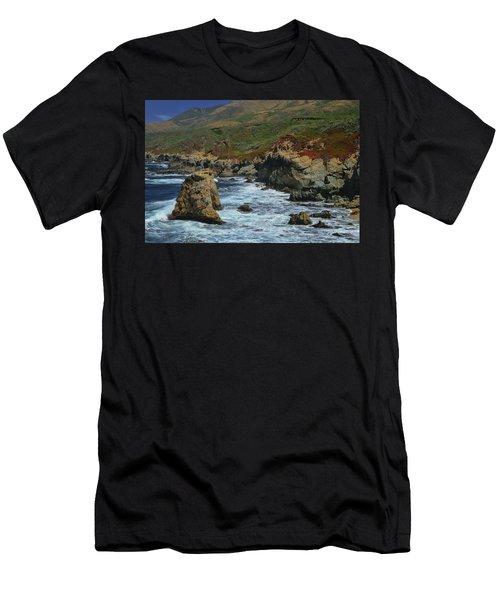 Big Sur 1 Men's T-Shirt (Athletic Fit)