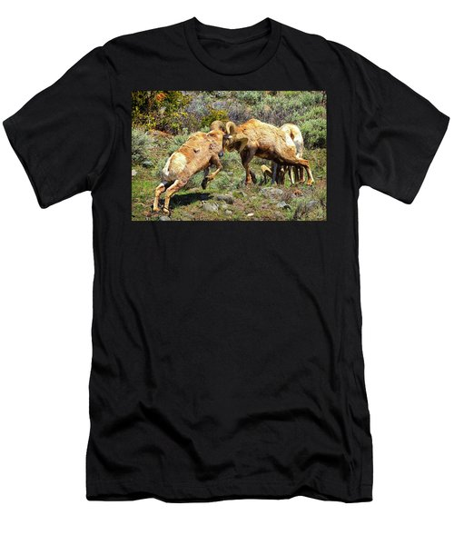 Bighorn Contact Men's T-Shirt (Athletic Fit)