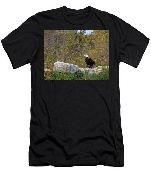 Bil-3 Men's T-Shirt (Athletic Fit)