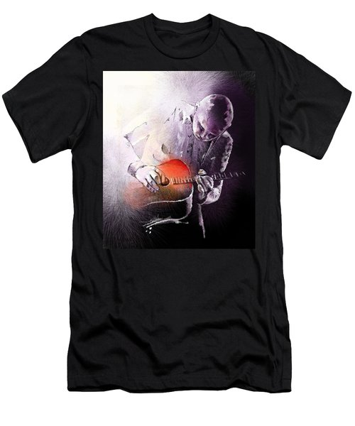 Billy Corgan Men's T-Shirt (Athletic Fit)