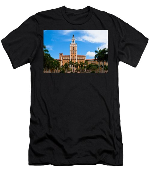 Biltmore Hotel Men's T-Shirt (Athletic Fit)