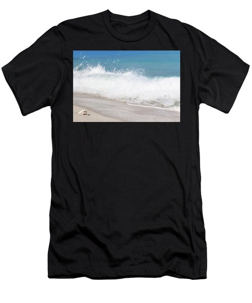 Bimini Wave Sequence 4 Men's T-Shirt (Athletic Fit)