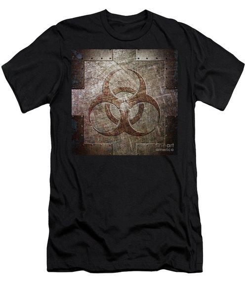 Bio Hazard Men's T-Shirt (Athletic Fit)