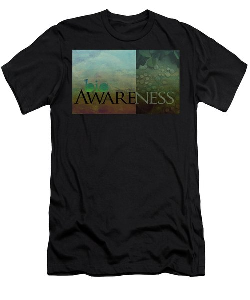 bioAWARENESS II Men's T-Shirt (Athletic Fit)