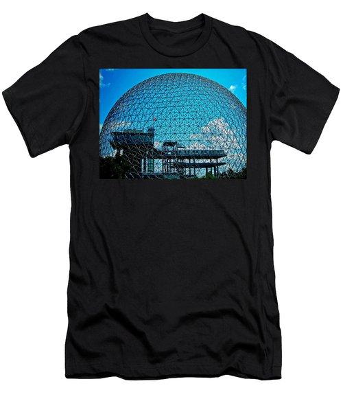 Biosphere Montreal Men's T-Shirt (Athletic Fit)
