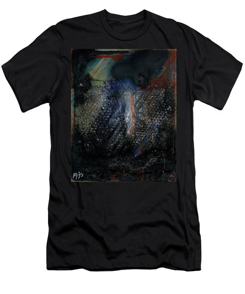 Biospheres Ipo - The World As Will And Representation - Arthur Schopenhauer - Ecological Footprint  Men's T-Shirt (Athletic Fit)