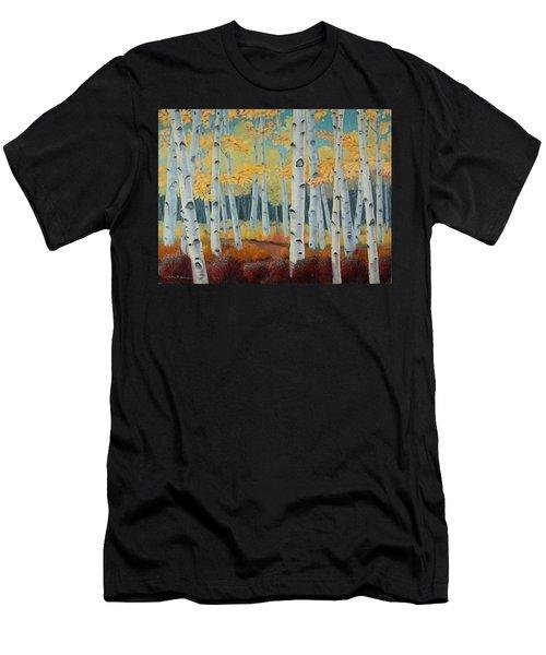 Birchwood Forest Men's T-Shirt (Athletic Fit)