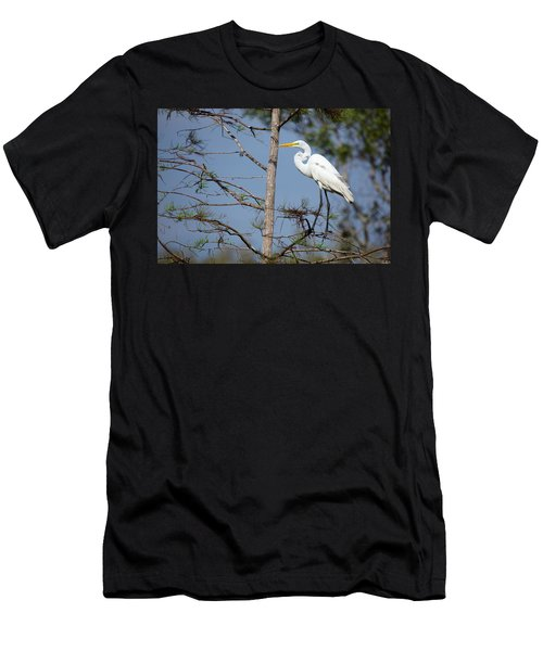 Bird 154 Men's T-Shirt (Athletic Fit)