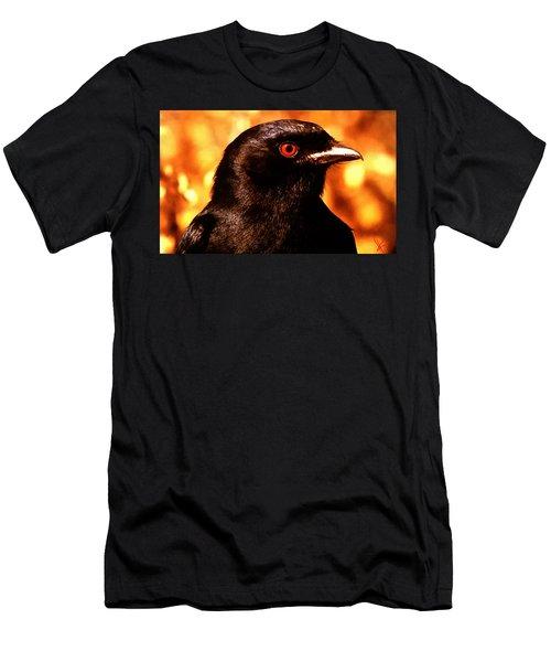 Bird Friend  Men's T-Shirt (Athletic Fit)