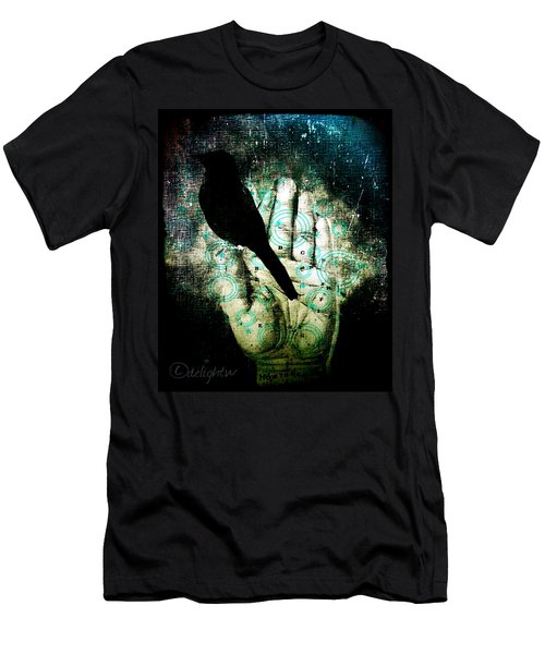 Bird In Hand Men's T-Shirt (Athletic Fit)