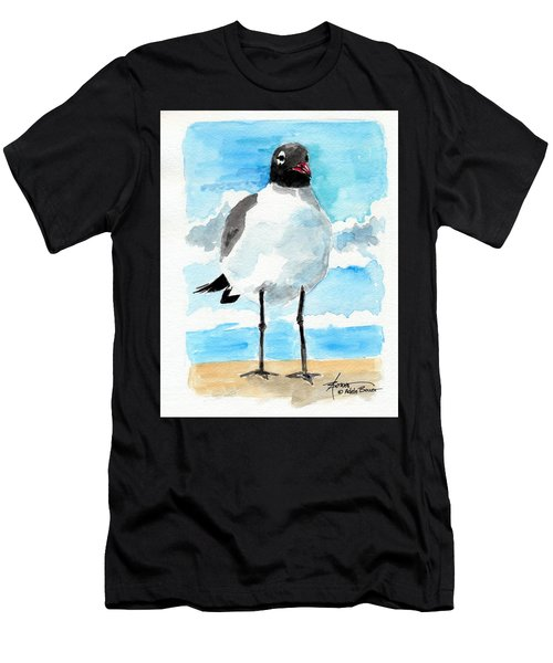 Bird Legs Men's T-Shirt (Athletic Fit)