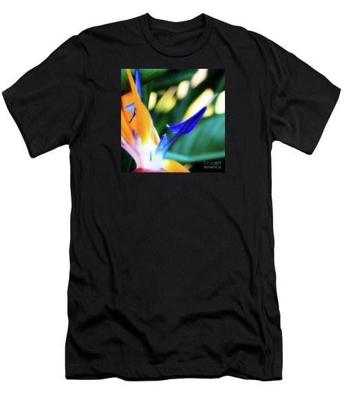 Bird Of Paradise Flower Men's T-Shirt (Athletic Fit)