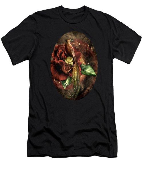 Bird Of The Gods Men's T-Shirt (Athletic Fit)