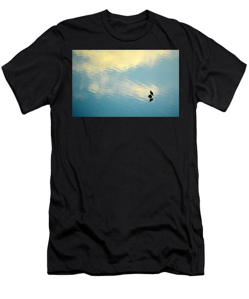 Bird Reflection Men's T-Shirt (Athletic Fit)
