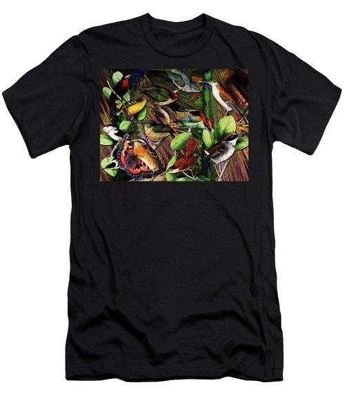 Birdland Men's T-Shirt (Athletic Fit)