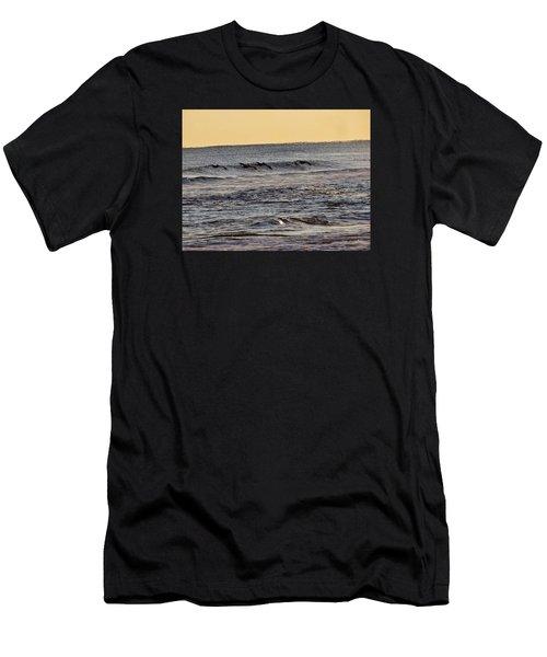 Birds At Sea Men's T-Shirt (Athletic Fit)