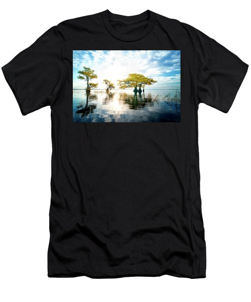 Birth Of Morning Men's T-Shirt (Athletic Fit)