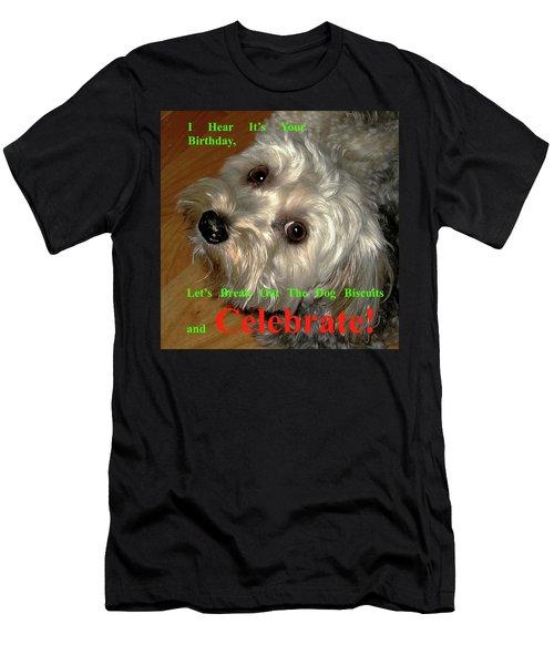 Birthday Men's T-Shirt (Athletic Fit)