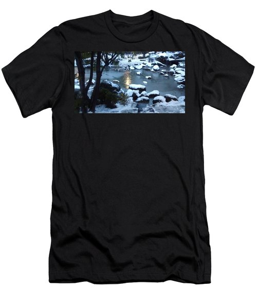 Birthday Saturn Cycle Men's T-Shirt (Athletic Fit)