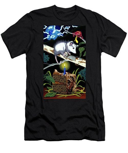 Birthday Surprise Men's T-Shirt (Athletic Fit)