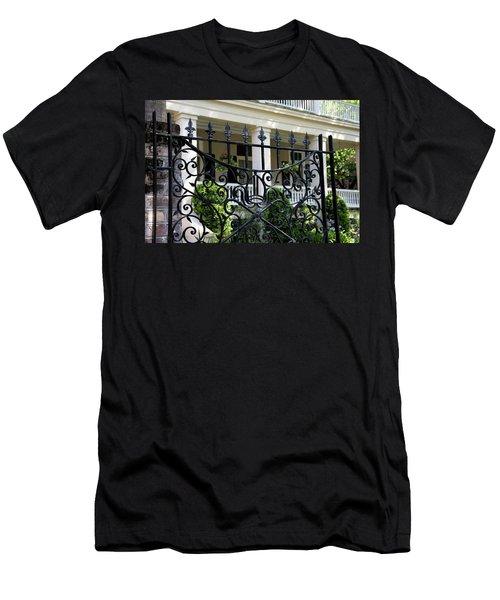 Bishop's Gate Men's T-Shirt (Athletic Fit)