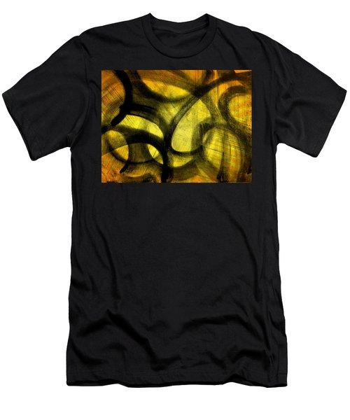 Biting Soul Men's T-Shirt (Athletic Fit)