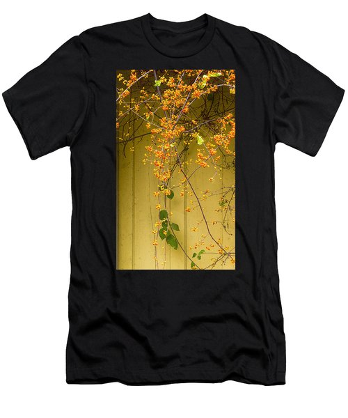 Bittersweet Vine Men's T-Shirt (Athletic Fit)
