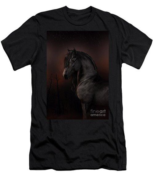 Black Dawn Men's T-Shirt (Athletic Fit)