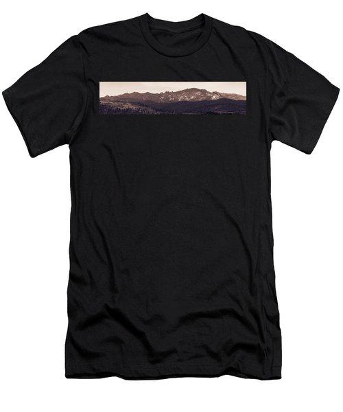 Black Elk Peak Men's T-Shirt (Athletic Fit)
