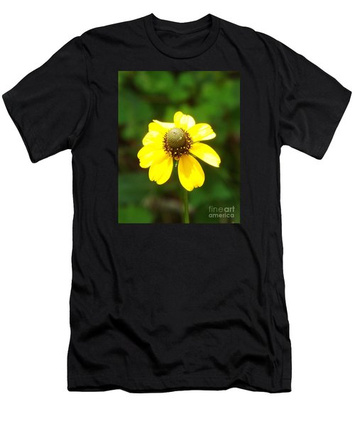 Black-eyed Beauty Men's T-Shirt (Athletic Fit)