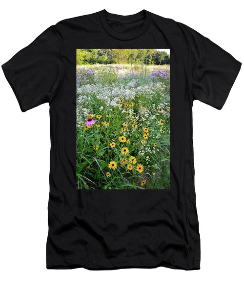 Black Eyed Susans And Company Men's T-Shirt (Athletic Fit)