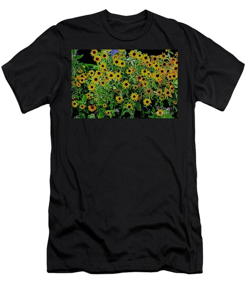 Black Eyes 3 Men's T-Shirt (Athletic Fit)