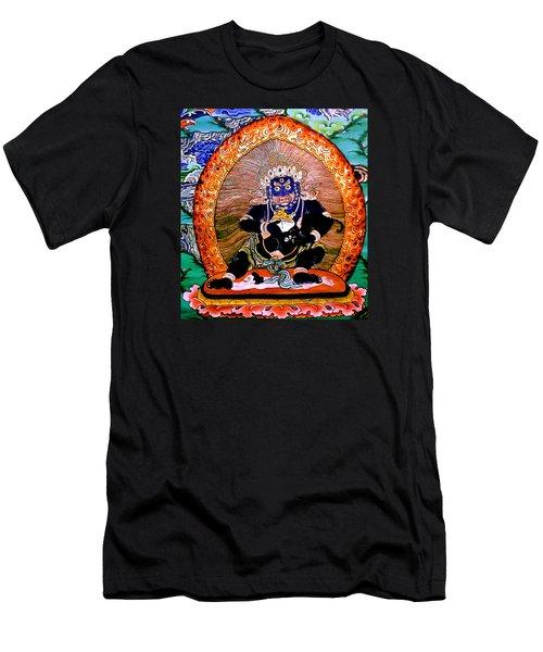 Black Jambhala  5 Men's T-Shirt (Athletic Fit)