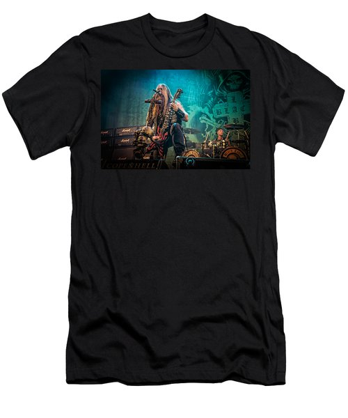 Black Label Society Men's T-Shirt (Athletic Fit)