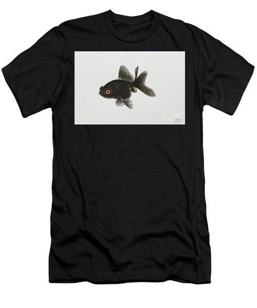 Black Moor Men's T-Shirt (Athletic Fit)