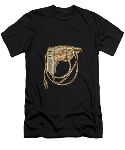 Black N Decker Drill Motor Men's T-Shirt (Athletic Fit)